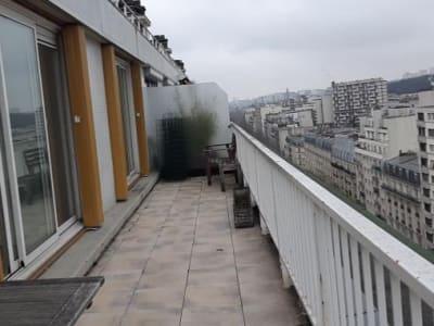 Paris 11 - 3 pièce(s) - 61 m2 - 13ème étage