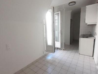 Appartement Paris - 1 pièce(s) - 11.37 m2