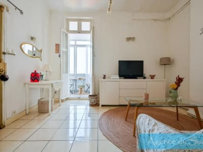 Marseille 06 - 3 pièce(s) - 50 m2 - 1er étage