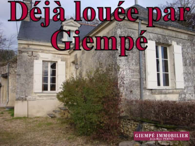 Cornillé-les-caves - 3 pièce(s) - 86 m2