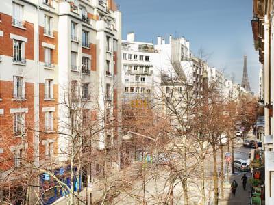 Appartement DUPLEX  6 Pièces / 4 CH - 105 M2 : PARIS XV - ROND P