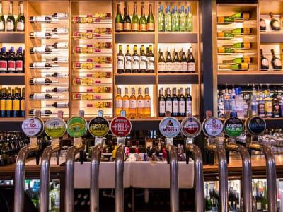 Fonds de commerce Bar Bordeaux hypercentre E1 bis