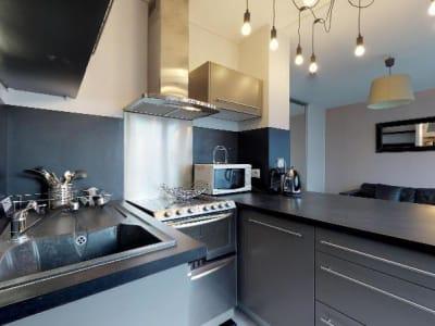 Appartement rénové Lyon - 2 pièce(s) - 31.07 m2