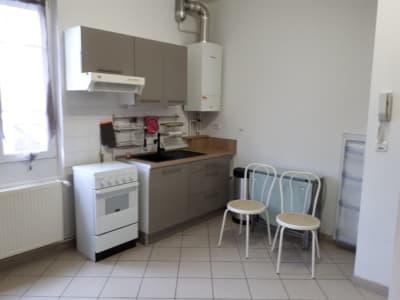 Appartement Saint-quentin - 1 Pièce(s) - 33 m²