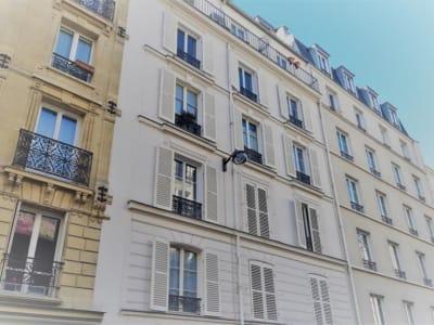 Paris 17 - 2 pièce(s) - 43 m2 - 4ème étage