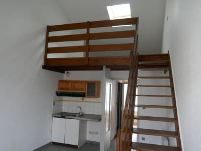 Appartement Montreal La Cluse - 1 pièce(s) - 38.0 m2