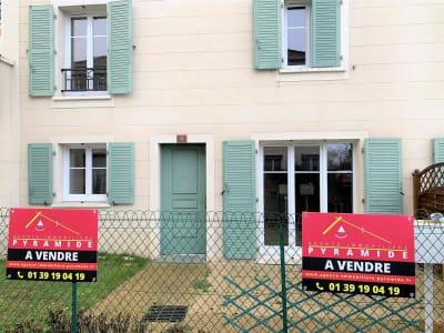 St Ouen L Aumone - 3 pièce(s) - 64.76 m2 - Rez de chaussée