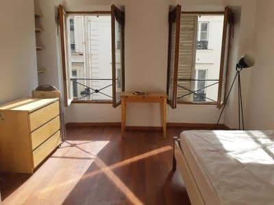Appartement rénové Paris - 1 pièce(s) - 20.0 m2