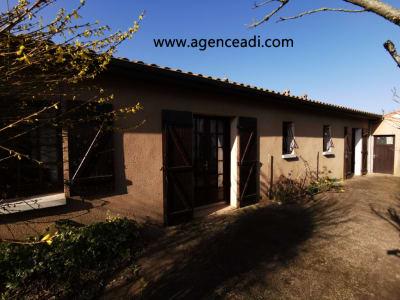 Maison La Mothe Saint Heray 5 pièce(s) 120 m2