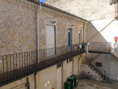 STUDIO NIMES - 1 pièce(s) - 20.86 m2