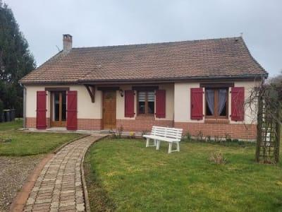 Pavillon de plain pied situé entre Aumale et Poix de Picardie