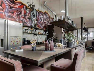Appartement Paris - 3 pièce(s) - 90.37 m2