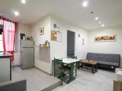 Appartement T1 bis 28,83 m², Aix-les-Bains, hyper centre