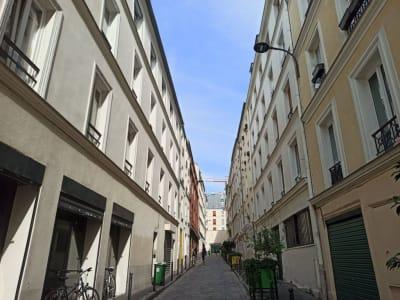 Paris - 2 pièce(s) - 46.15 m2