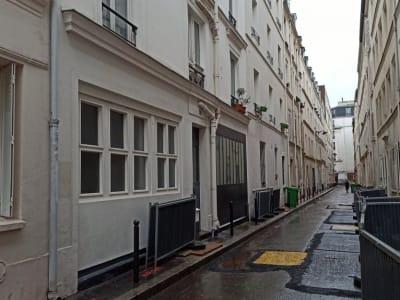 Paris - 1 pièce(s) - 13.54 m2