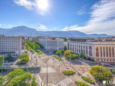 Appartement Grenoble - 6 pièce(s) - 110.0 m2