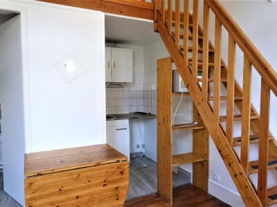 Appartement rénové Grenoble - 1 pièce(s) - 14.22 m2