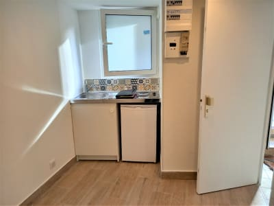 Appartement  1 pièce(s) 10.10 m2