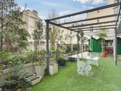 Paris 15 - 4 pièce(s) - 74 m2