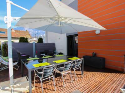 Maison type 4 duplex - Très belles prestations et lumineuse - 90