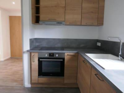 Appartement rénové Nantua - 2 pièce(s) - 40.0 m2