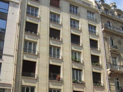 Courcelles/Parc Monceau 2 P 83.02 m2