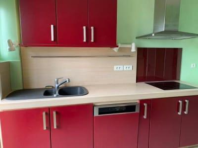 Appartement ancien Grenoble - 4 pièce(s) - 92.0 m2