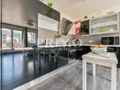 Appartement  3 pièce(s) 57.21 m2