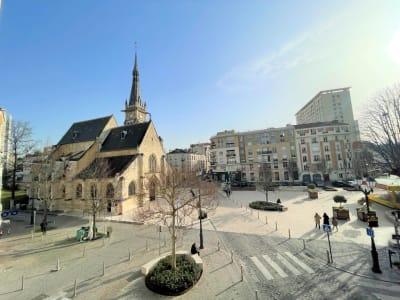 Appartement  2/3 pièces meublé avec vue sur Eglise St Rémy  !