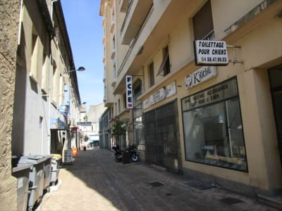 Magasin CARCASSONNE - 50 m2