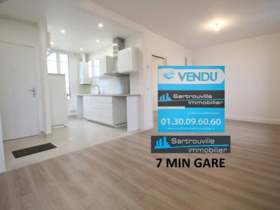 Sartrouville - 4 pièce(s) - 66 m2 - 2ème étage