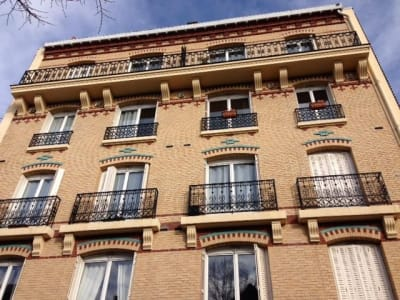 La Garenne Colombes - 1 pièce(s) - 14.7 m2 - Rez de chaussée