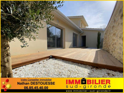 Illats - 5 pièce(s) - 125 m2