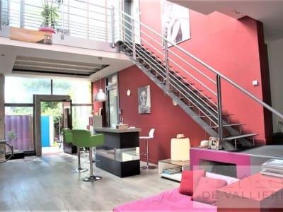 Nanterre - 7 pièce(s) - 241 m2 - Rez de chaussée
