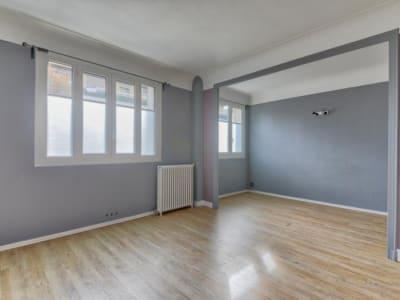 Bois Colombes - 3 pièce(s) - 60 m2 - Rez de chaussée