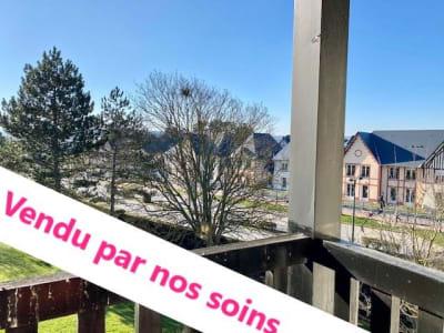 Blonville Sur Mer - 1 pièce(s) - 20.06 m2 - 2ème étage