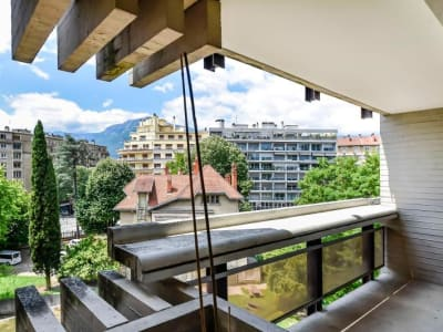 Appartement Grenoble - 2 pièce(s) - 36.49 m2