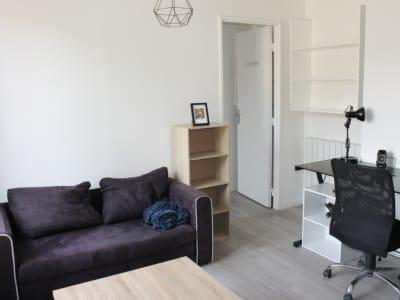 PONTOISE : appartement 2 pièces en location