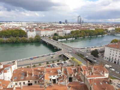Lyon-1er-arrondissement - 4 pièce(s) - 105 m2