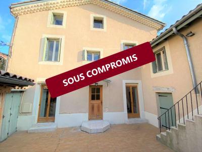 EXCLUSIVITE. Maison avec 5 chambres centre Chabeuil