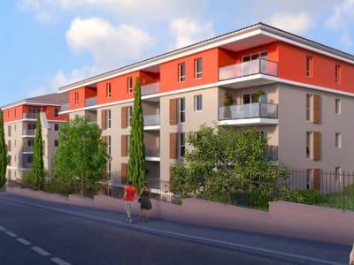 SETE NEUF T3 60m² +Terrasse 7.25m²+Parking