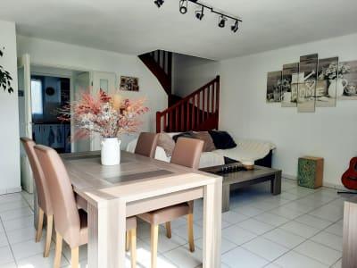 Maison T4  de 82 m² en excellent état avec jardin