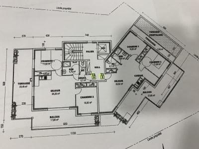 Gap - 3 pièce(s) - 59.8 m2