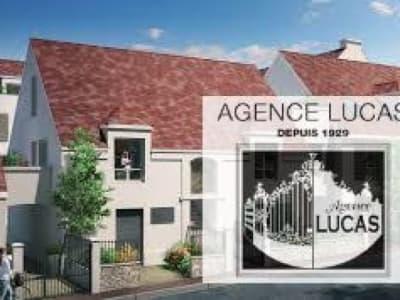 Perigny Sur Yerres - 2 pièce(s) - 43.95 m2