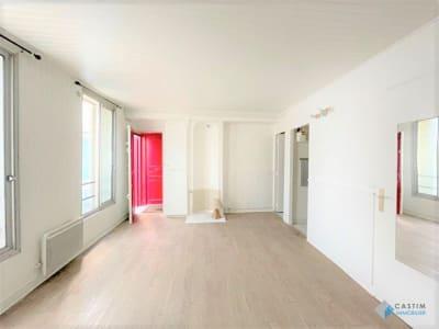 STUDIO SUR COUR - 24M² QUARTIER PETIT MONTROUGE 75014 PARIS -AGE