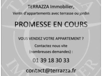 Louveciennes - 4 pièce(s) - 77 m2 - Rez de chaussée