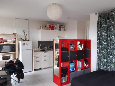 Appartement récent Dijon - 1 pièce(s) - 28.34 m2