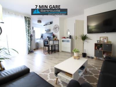 Sartrouville - 2 pièce(s) - 43.36 m2 - 1er étage