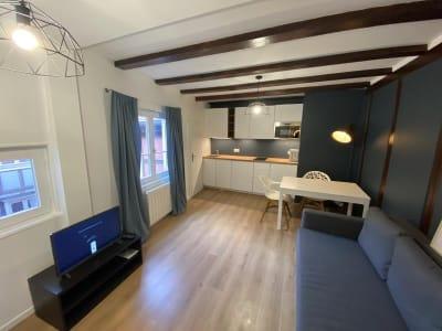 Strasbourg - 2 pièce(s) - 26.2 m2 - 3ème étage