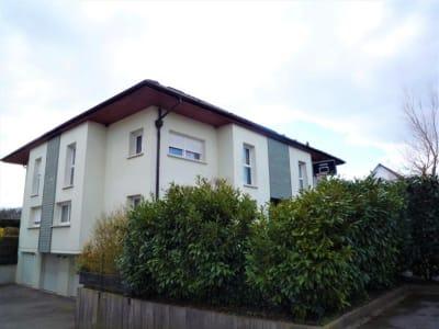 Lutterbach - 5 pièce(s) - 110 m2 - Rez de chaussée